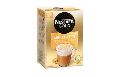 Nescafe pikakahvi 148g vanilla