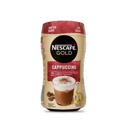 Nescafe pikakahvi 225g cappuccino