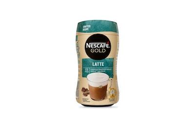 Nescafe pikakahvi 225g latte macchiato