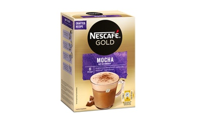 Nescafe pikakahvi 144g cafe au chocolat