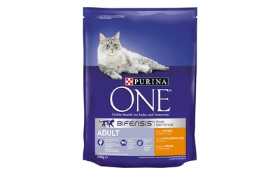 Purina ONE Adult kissanruoka kanaa ja täysjyväviljaa 200g