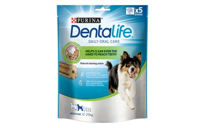 Purina Dentalife 115g Medium