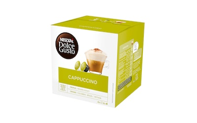 Dolce Gusto 16kaps 186,4g Cappuccino