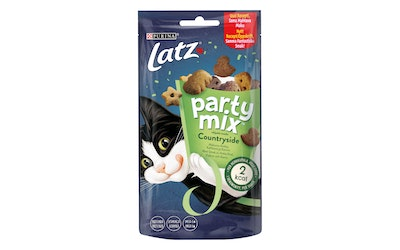 Latz Party mix 60g countryside mix