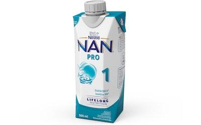 Nestle Nan Pro 1 äidinmaidonkorv 500ml