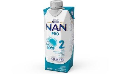 Nestle Nan Pro2 vieroitusvalmiste 500ml
