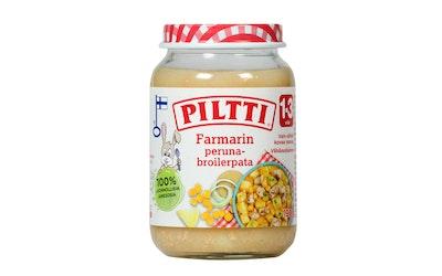 Piltti Farmarin peruna-broilerpata 190g 1-3v