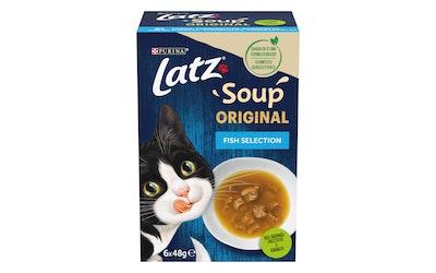 Latz Soup Fish selection 6x48g