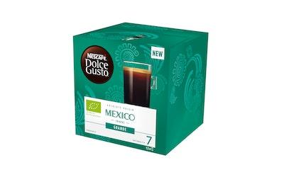 Dolce Gusto 12kaps Grande Mexico luomu