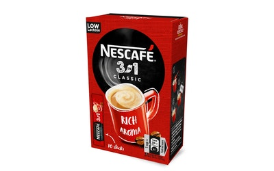 Nescafé Classic 3in1 10kpl/16,5g annospussi