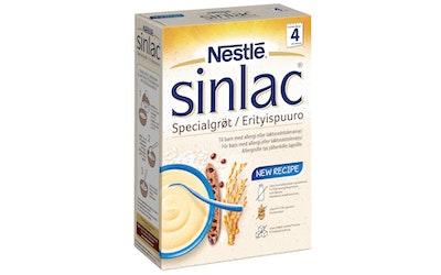 Nestlé Sinlac 500g Maidoton ja gluteeniton Riisipuuro 4kk