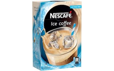 Nescafe Ice coffee 8x14g laktoosition