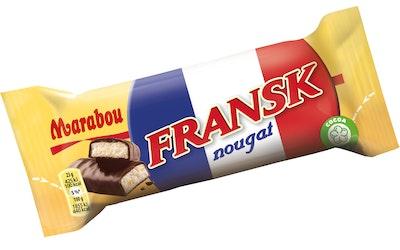 Marabou Fransk nougat 46g