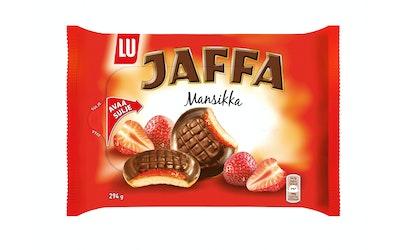 LU Jaffa leivoskeksi 294g mansikka