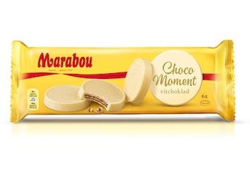 Marabou choco moment valkosuklaa 180g