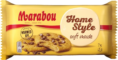 Marabou Homestyle cookies 182g soft inside