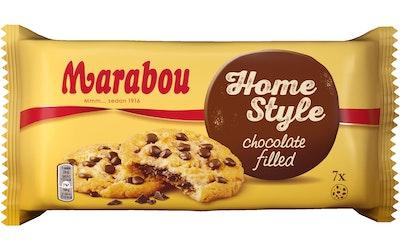 Marabou Homestyle cookies 182g suklaa täytteellä