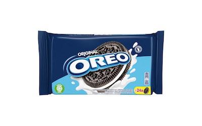 Oreo original täytekeksi 264g vanilja