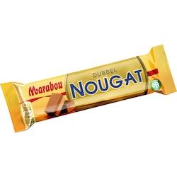 Marabou Dubbel Nougat 43g
