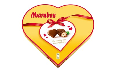 Marabou 165g Sydän