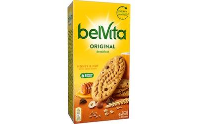 LU Belvita keksi 300g hunaja pähkinä