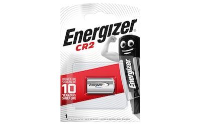 Energizer CR2 3V Photo lithiumparisto