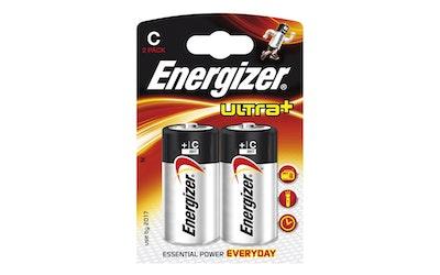 Energizer paristo Ultra+ LR14 C 2kpl