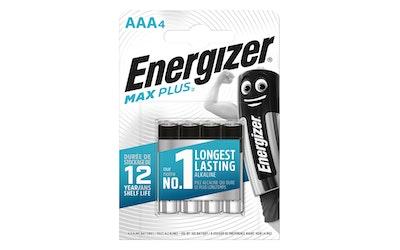 Energizer Max Plus AAA-paristo 4kpl