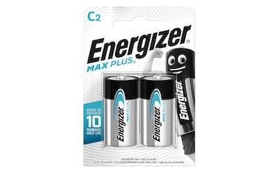 Energizer Max Plus C-paristo 2kpl