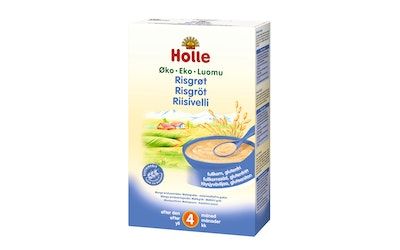 Holle riisivelli 250g luomu