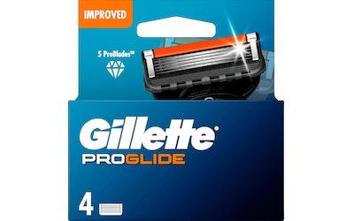 Gillette Fusion5 Proglide terä 4kpl
