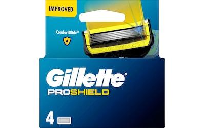 Gillette Fusion5 Proshield terä 4kpl