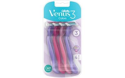 Gillette Venus varsiterä 4kpl Simply 3