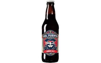 Cerveza del Puerto Amber Ale 4,5% 0,33l