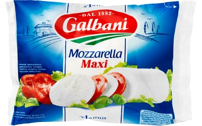Galbani 250g Mozzarella Maxi juusto