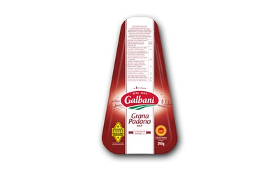 Galbani Grana Padano juusto 200g