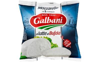 Galbani Mozzarella Bufala 125g juusto