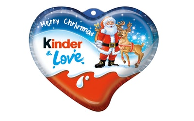 Kinder & Love Xmas 37g