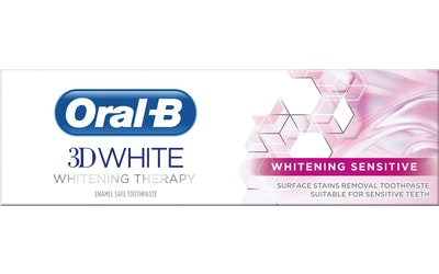 Oral-B 3D White Therapy Sensitive Whitening hammastahna 75ml