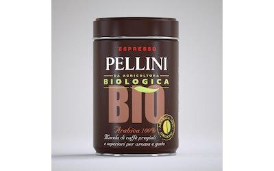 Pellini BIO jauhettu espressokahvi 250g luomu