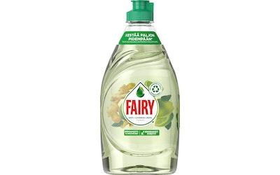 Fairy astianpesuaine 450ml bergamotti ja inkivääri