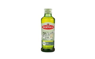 Bertolli Luomu Ekstra-neitsyt oliiviöljy 250ml Original