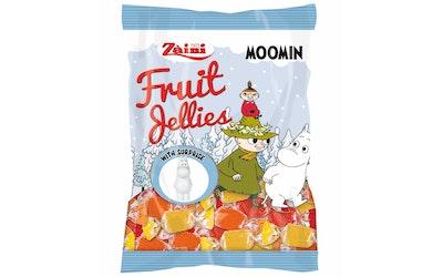 Moomin 92g hedelmämakeispussi
