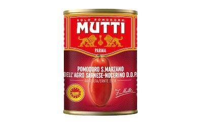 Mutti San Marzano kuoritut tomaatit D.O.P. 400g