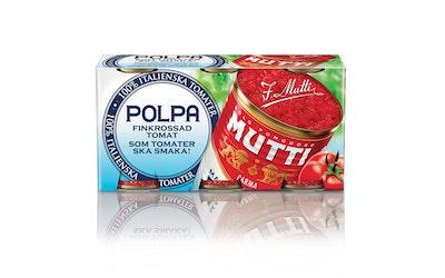 Mutti tomaattimurska 3x400g 3-pack