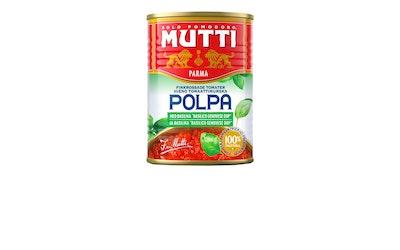 Mutti tomaattimurska 400g basilika