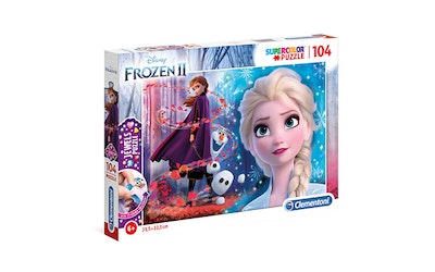 Clementoni Frozen 2 Jewels palapeli 104