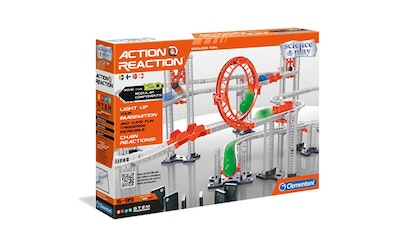 Clementoni Action and reaction setti