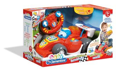 Clementoni kauko-ohjattava, puhuva formula-auto - kuva