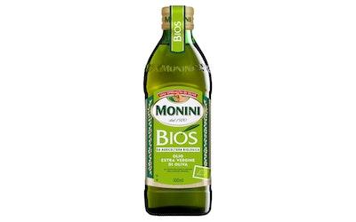 Monini Bios Luomu ekstra-neitsytoliiviöljy 500ml